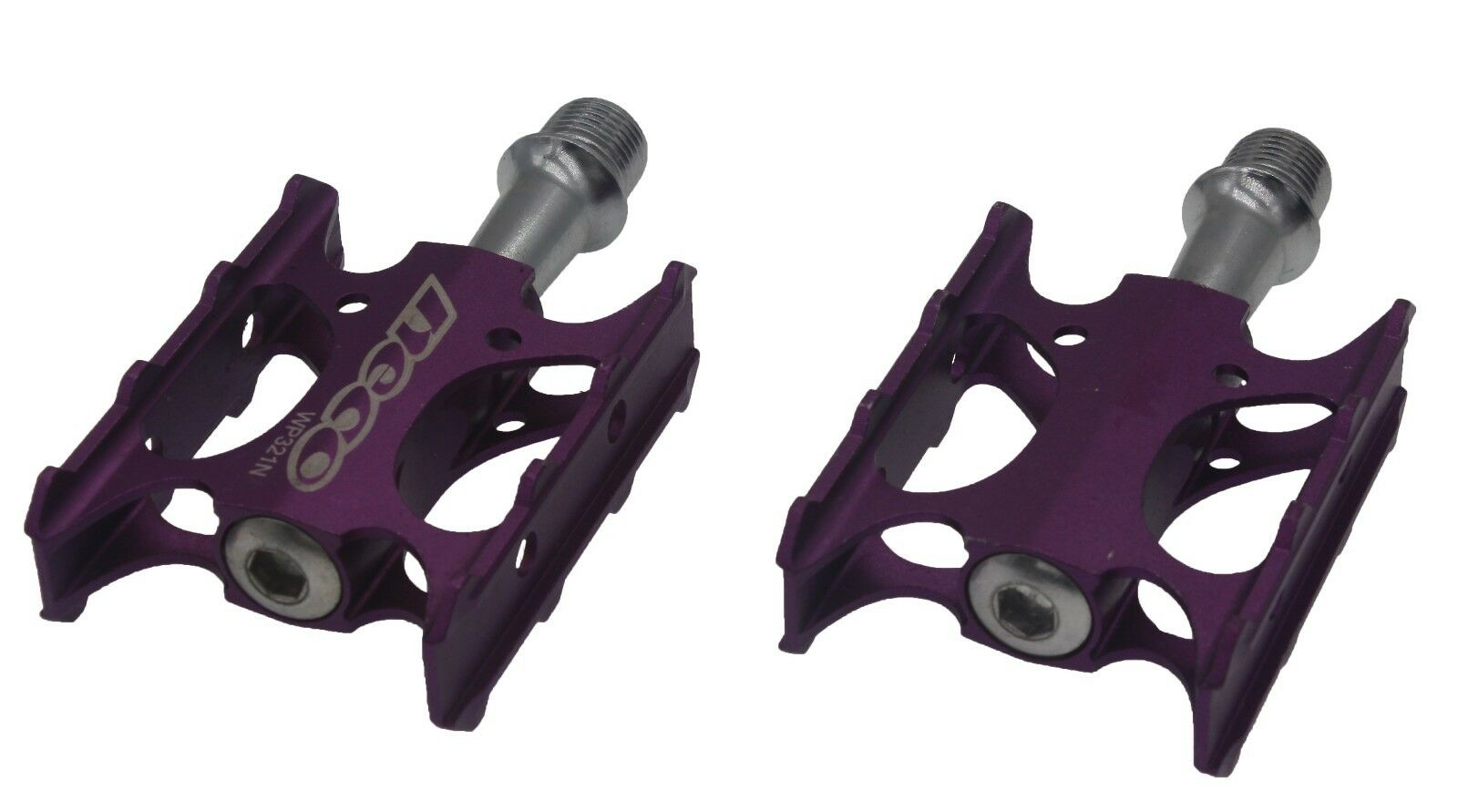 Neco Wp321n Mtb Bike Bicycle Alloy Bearing Pedal With Cr Mo Cnc