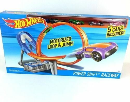 hot wheels track loop instructions