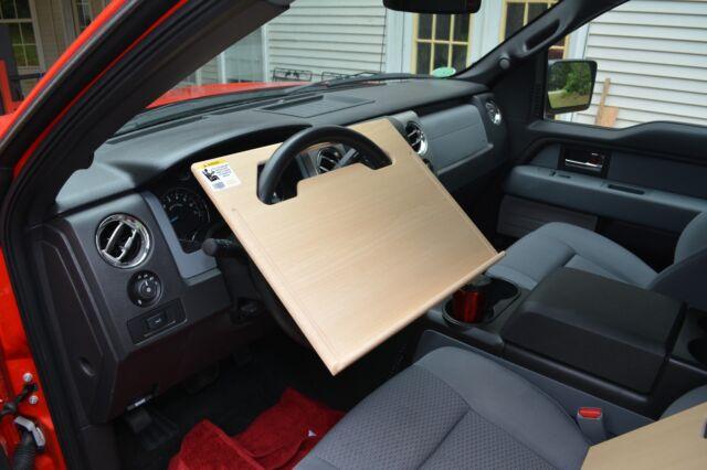 Laptop Car Mount Holder Steering Wheel E Desk Vehicle ...