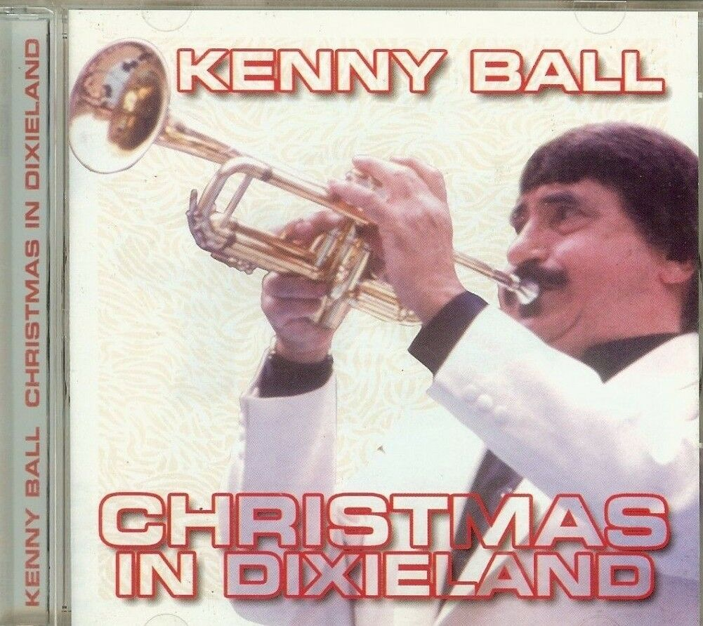 Kenny Ball CD Christmas in Dixieland Re-issue | eBay