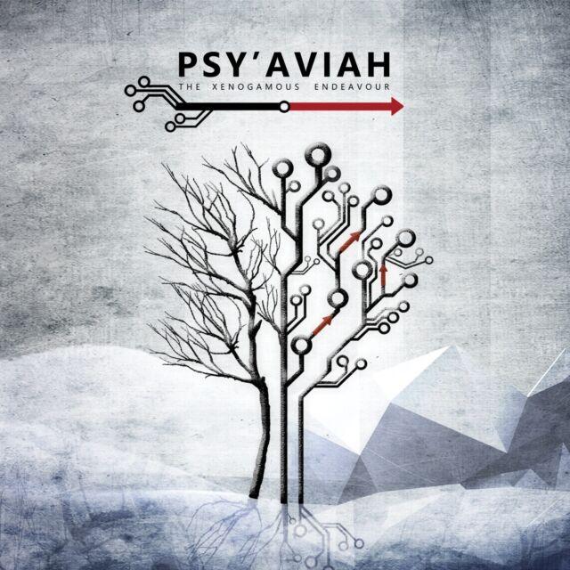 PSY'AVIAH The Xenogamous Endeavour CD 2014