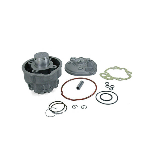 Cylinder Aluminium 50 Cc For MINARELLI AM6 Aprilia MX RS RX Rieju Yamaha DT TZR