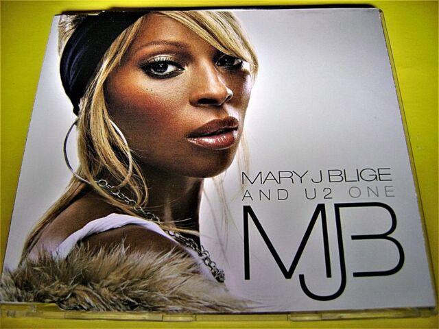 MARY J BLIGE AND U2 - ONE / + VIDEO <|> Maxi Rarität | Shop 111austria