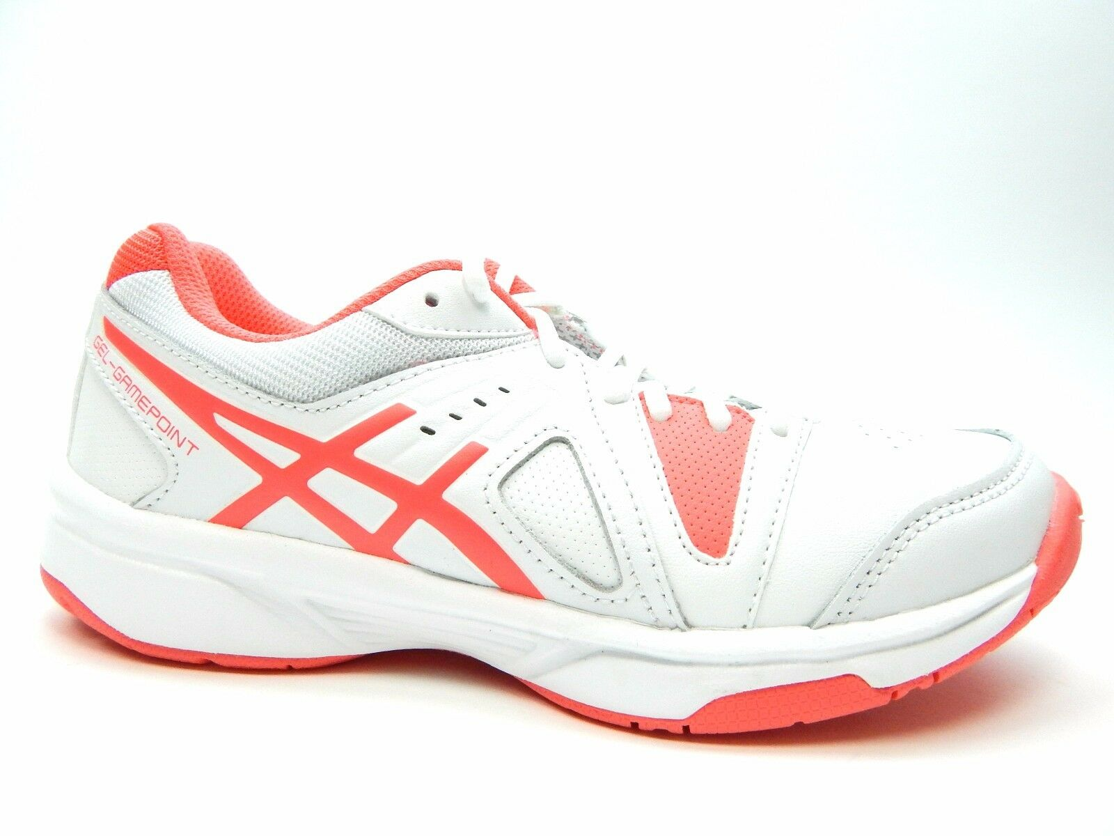 1 asics gel gamepoint tennis shoe