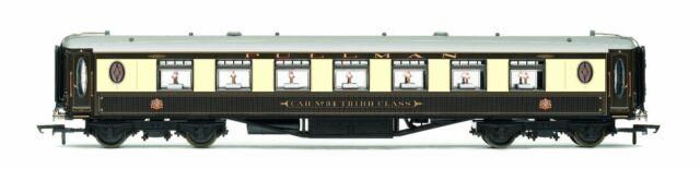 HORNBY OO GAUGE R4479 'CAR NO.34' PULLMAN 3RD CLASS PARLOUR CAR *NEW* (U23)