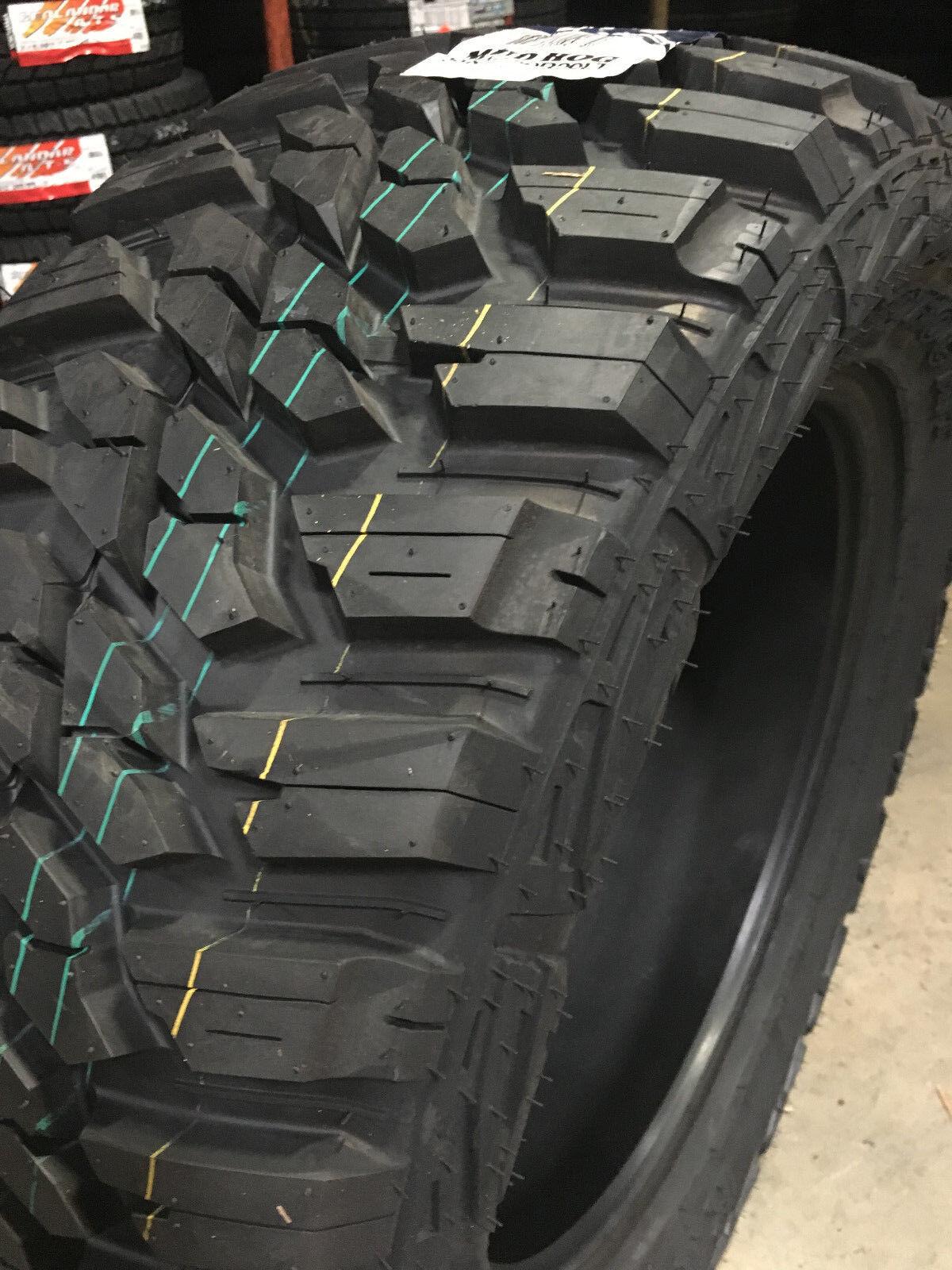 4 265 75r16 Kanati Mud Hog M T Mud Tires Mt 265 75 16 R16 2657516