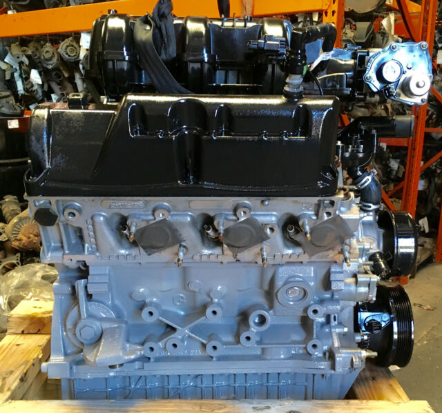 Ford explorer mountaineer ranger engine 83k miles for 2005 ford explorer motor