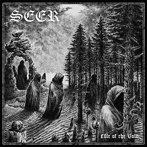 SEER - CULT OF THE VOID VOL.3 & IV   CD NEU