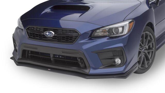 Subaru Wrx Sti 2018 Front Under Spoiler Lip E2410va030