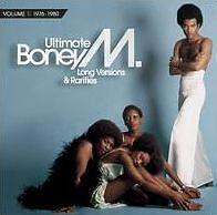 BONEY M : ULTIMATE BONEY M: LONG VERSIONS & RARITIES VOL 1 (CD) sealed