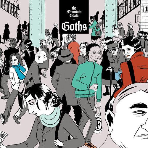 The Mountain Goats - Goths [New CD]