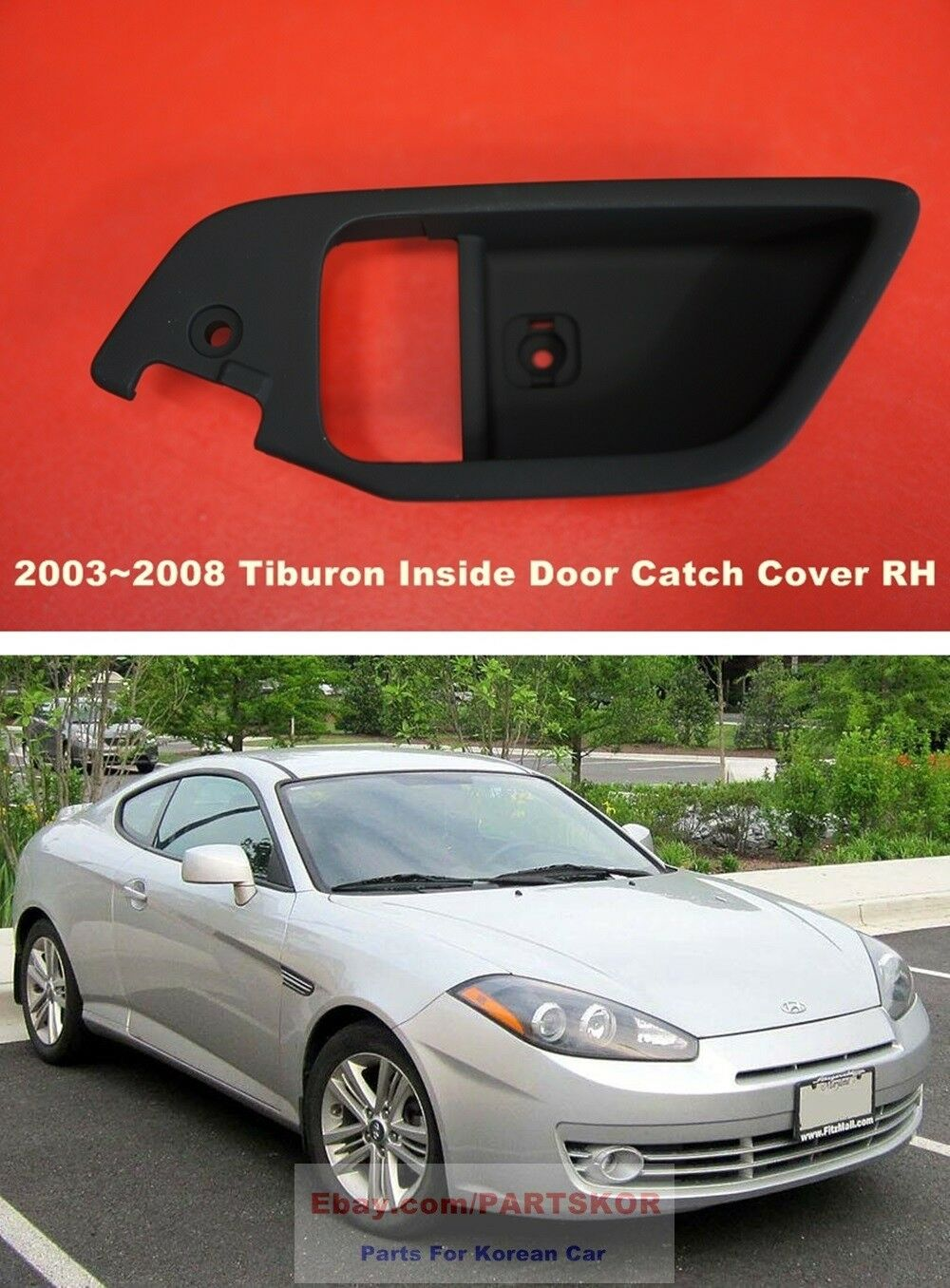 Amazing Door Handle Hyundai Tiburon 2003 Images Image Design House Plan