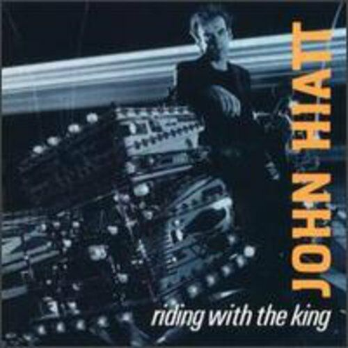 John Hiatt - Riding with the King [New CD] Manufactured On Demand