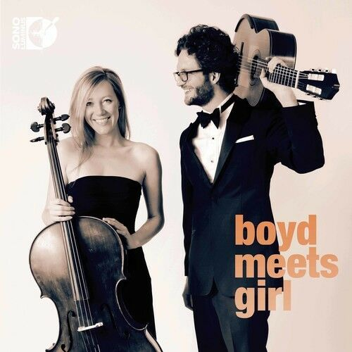 Boyd Meets Girl [New CD]
