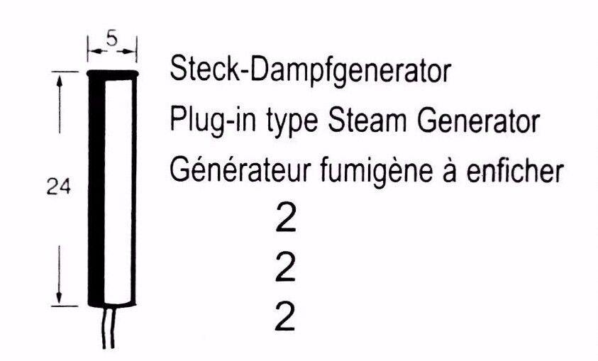 SEUTHE 9e #9 Smoke Generator Unit 5mm 8-14v | eBay