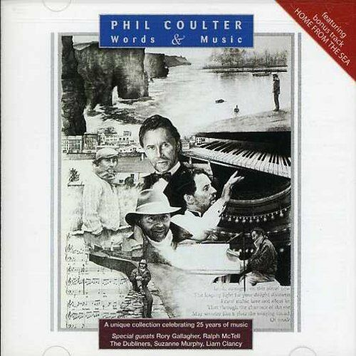 Phil Coulter - Words & Music [New CD]