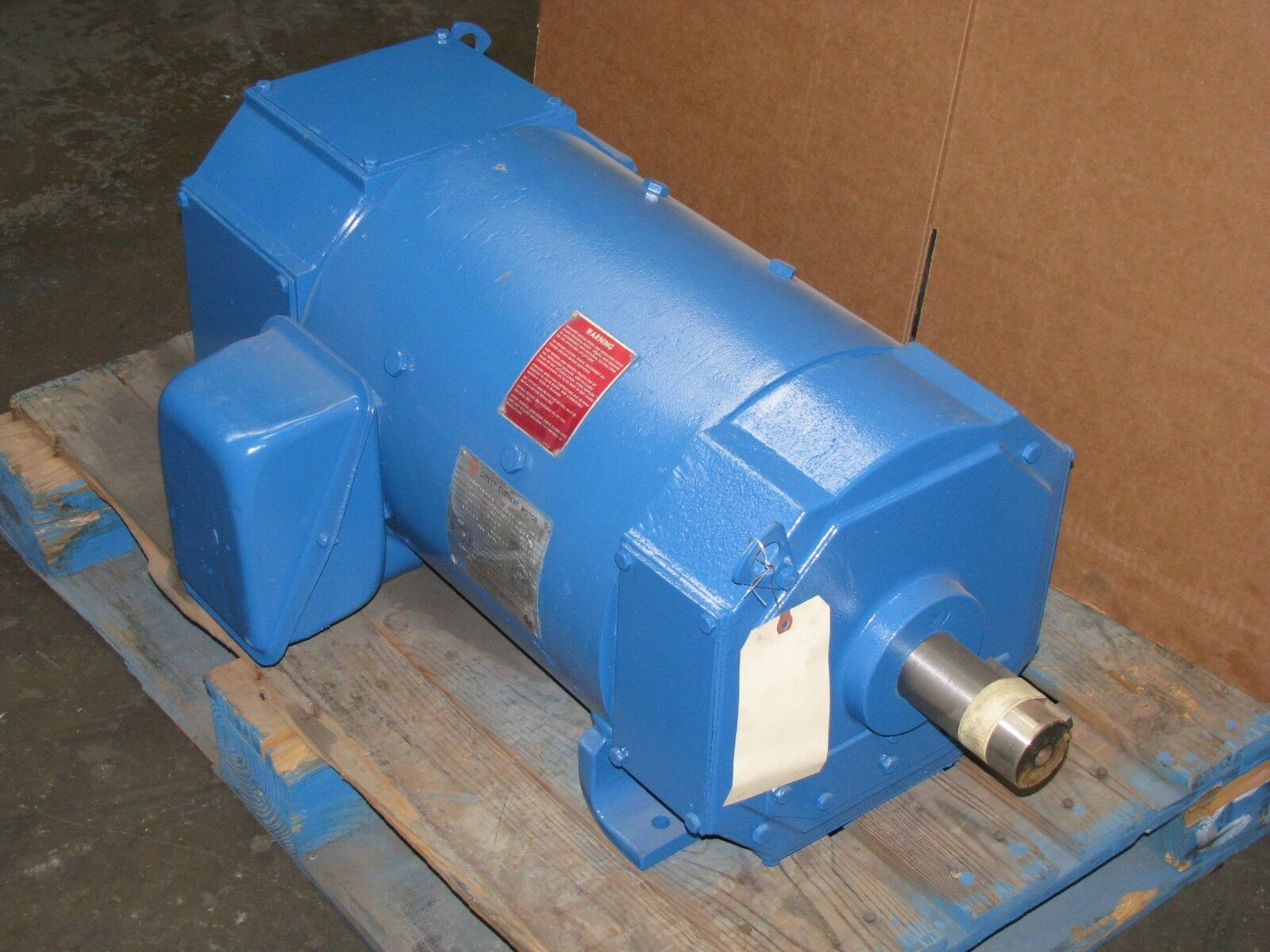US Motors 20 HP DC Motor - Model # 2890F45020