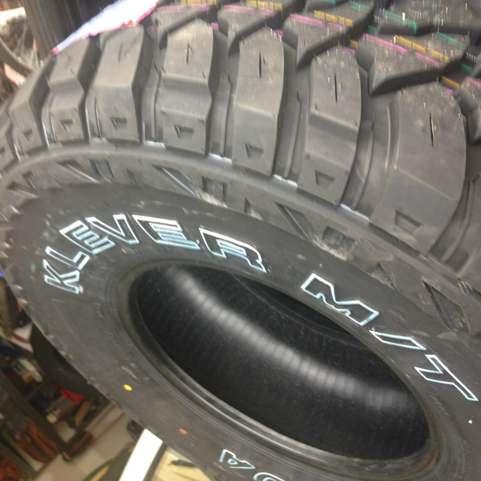 4 33x12 50r15 KENDA Klever M t Kr29 Mud Tires 33 12 50 15 1250 R15