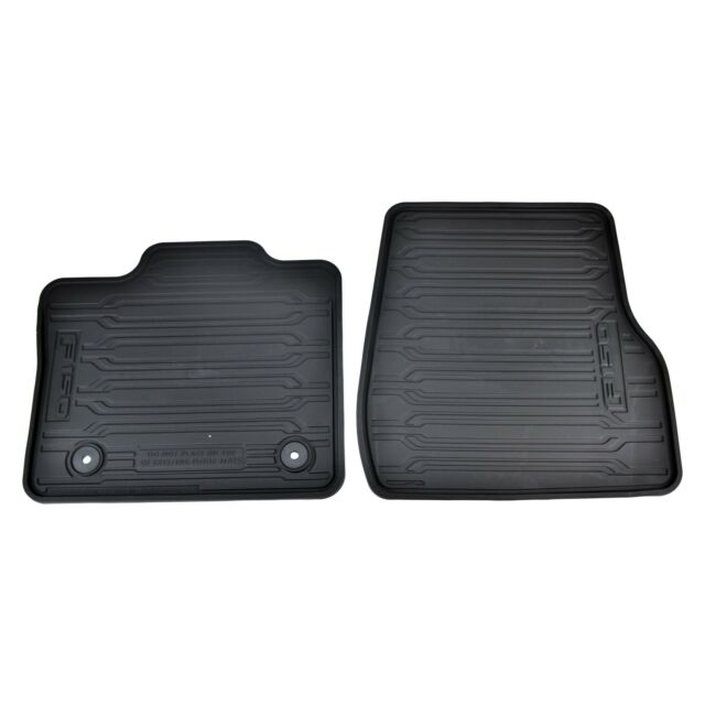 Oem New   Ford F  Front Reg Cab All Weather Vinyl Floor