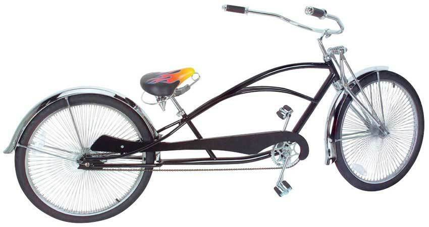 Limo Lowrider Bicycle 26 Black 144 Spoke Lowrider Bike Ebay