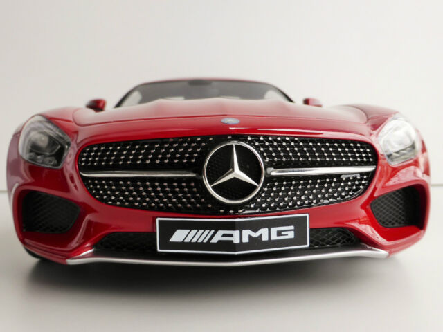 Amazing Mercedes Benz AMG GT Fire Opal 1/12 Premium ClassiXXs 40025 C190 Pcl40025 MB