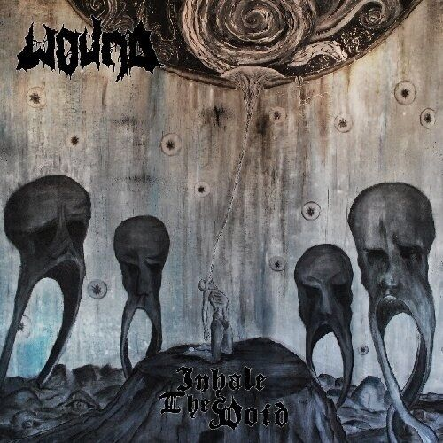 WOUND - Inhale The Void CD