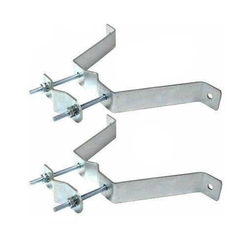 Tv Antenna Mast Bracket 4 Quot Inch Standoff W Style Wall