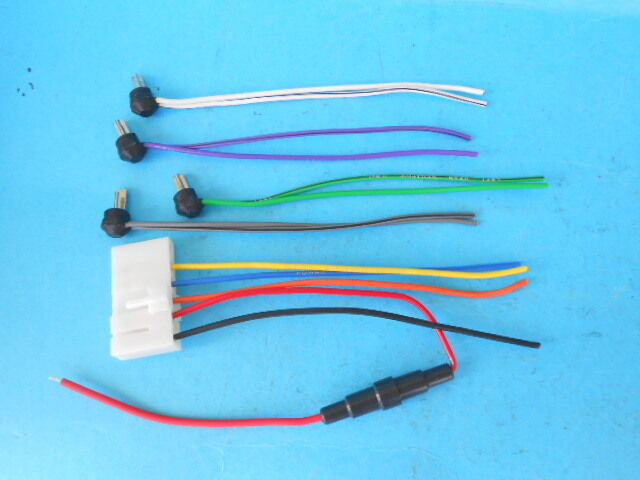 Blaupunkt Wiring Harness Ebay - WIRE Center •