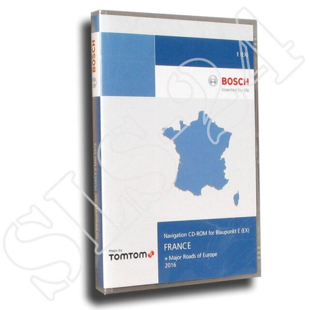 Frankreich E EX 2016 CD FORD Mondeo C / S Max Galaxy Focus Blaupunkt TravelPilot