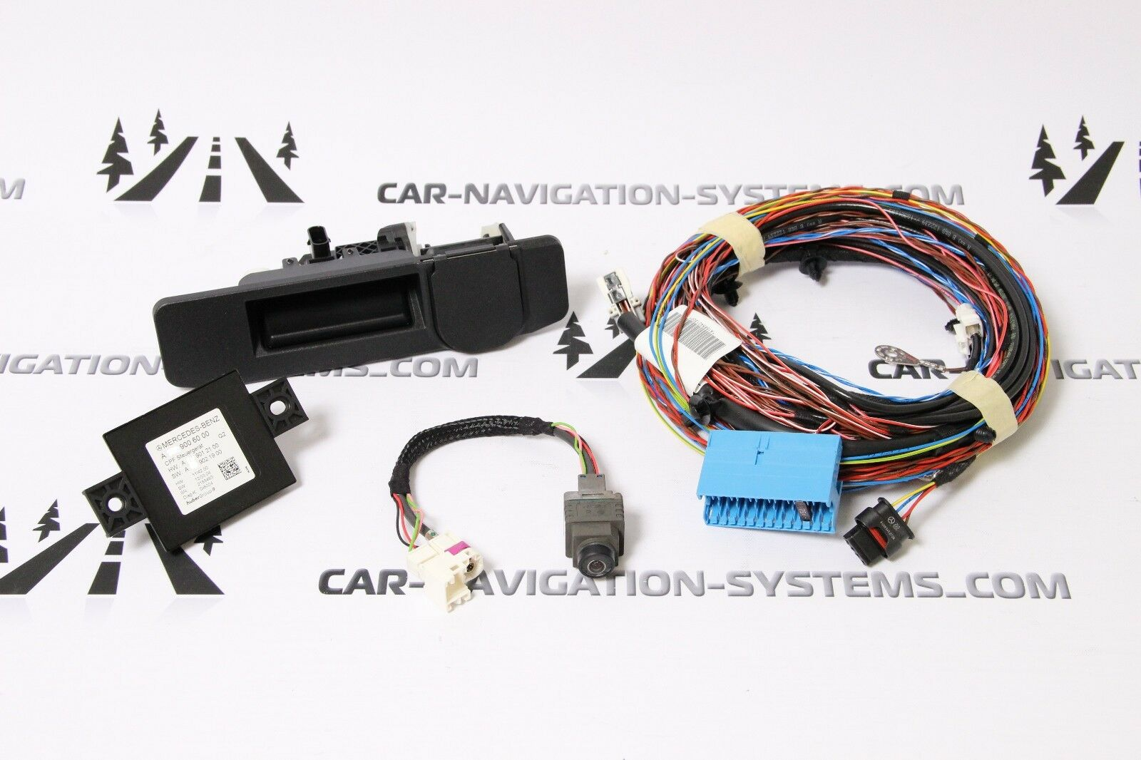 MERCEDES MB C Class W205 Original Rear View Camera Retrofit Kit