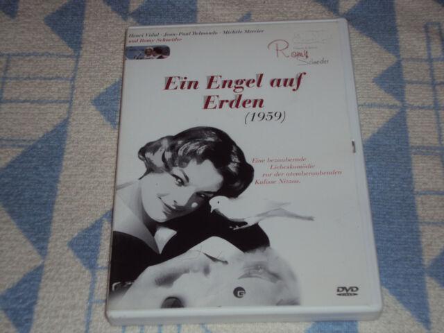 Romy Schneider Ein Engel auf Erden   DVD