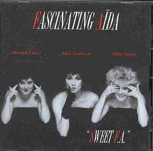 Fascinating Aida - Sweet Fa [CD]