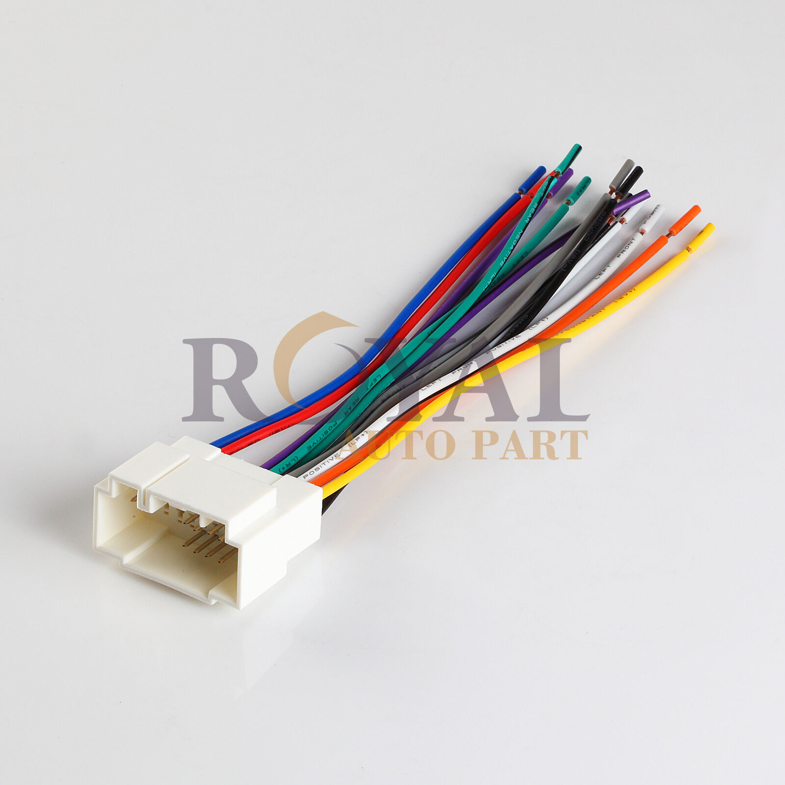 s l1600 metra 70 1721 car stereo wiring harness for acura honda vehicles metra 70-1721 radio wiring harness at nearapp.co