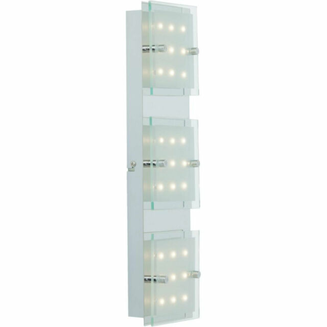 Brilliant San Francisco LED Wand und Deckenleuchte, 1x 2,16 W G94153/15