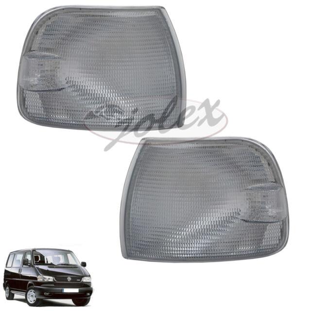 Blinker Blinkleuchte weiß rechts+links Set Satz Paar VW T4 Lange Schnauze AC1