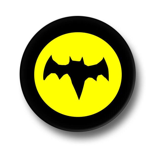 Bat 1 Inch 25mm Pin Button Badge Sign Symbol Bats Vampires Dracula