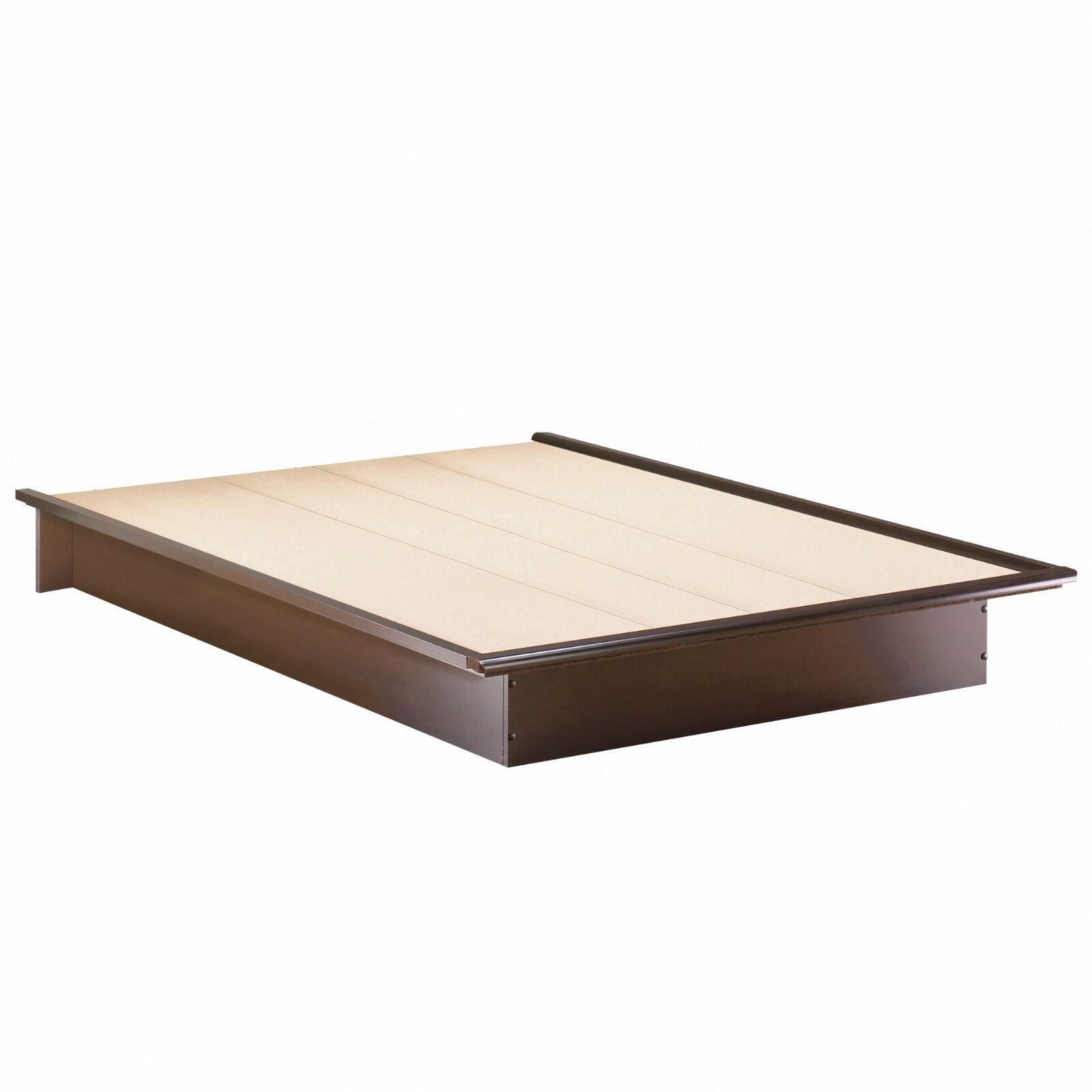 renovate platform storage bed frame