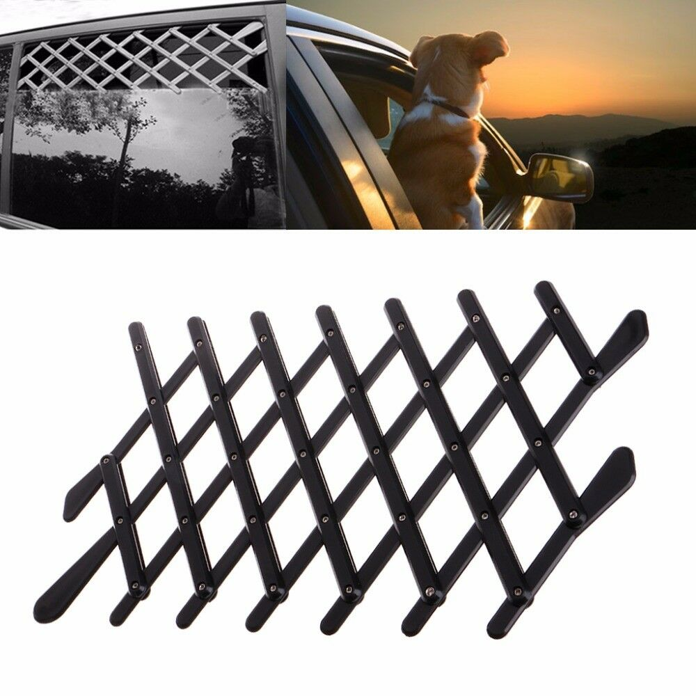 Pet Car Window Barriers Universal Solid Breathable Ventilation Dogs ...