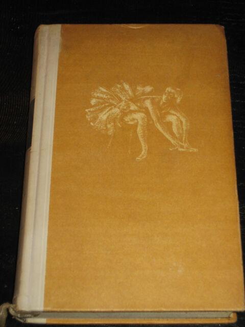 Vicki Baum - Die goldenen Schuhe - Roman einer Primaballerina (gebunden, 1960)