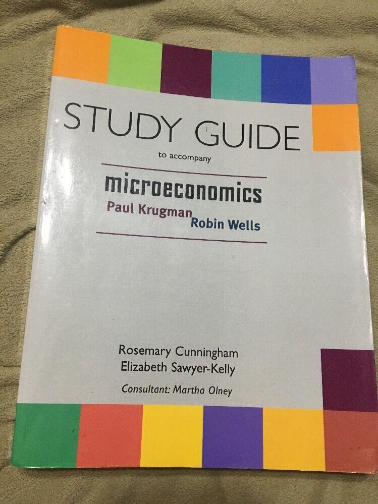 Microeconomics by paul krugman rosemary cunningham elizabeth top pre owned best pick fandeluxe Choice Image