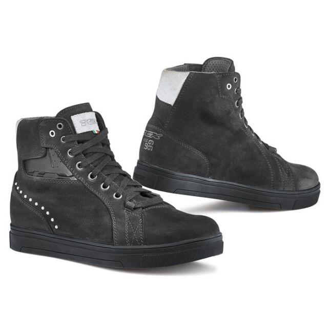 TCX Street Dark Ladies scarpe impermeabili Nero 38 4oKfMJsp