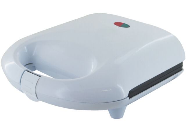 BRAND NEW 700W NON STICK 2 SLICE SANDWICH TOASTER JAFFLE MAKER FREE DELIVERY
