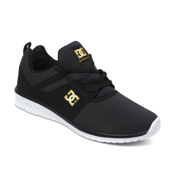 DC Shoes - Heathrow - Scarpe da ginnastica - Nero Sitios Web Para La Venta Dptt7jLf