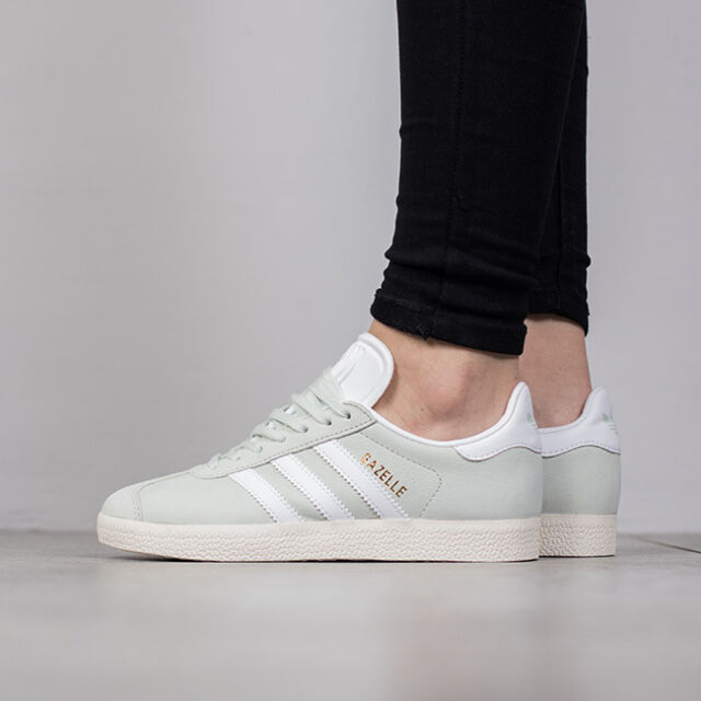 Sneaker ADIDAS women Gazelle W by9034 MINT