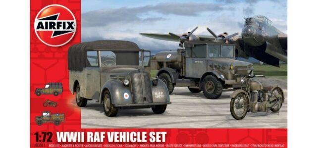 AIRFIX A03311 1/72 R.A.F. Vehicles
