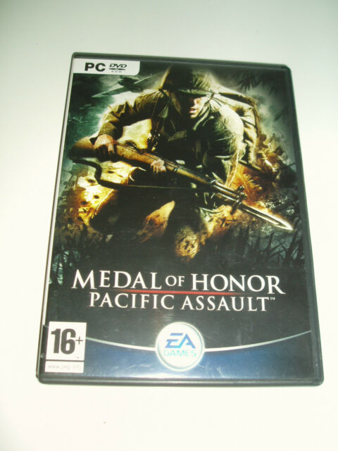 """PC game Medal of Honor """"Pacific Assault"""""""