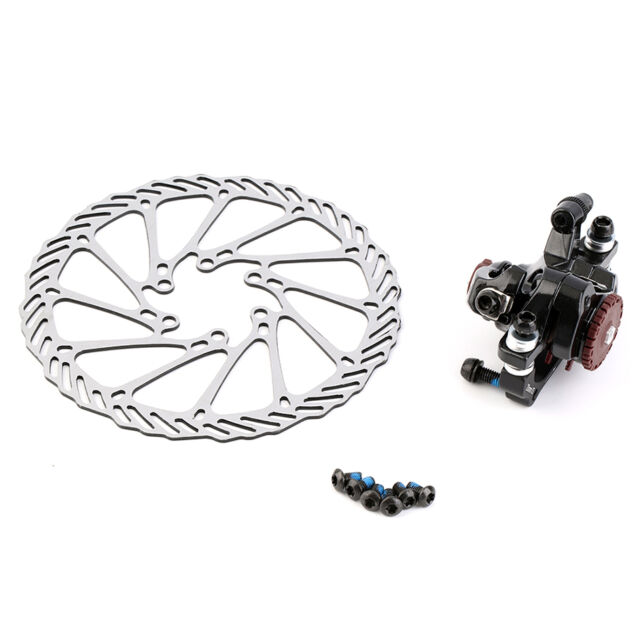 BB7 MTB Bike Brakes Disc Mechanical Caliper Rear Wheel+160mm Rotor New OL