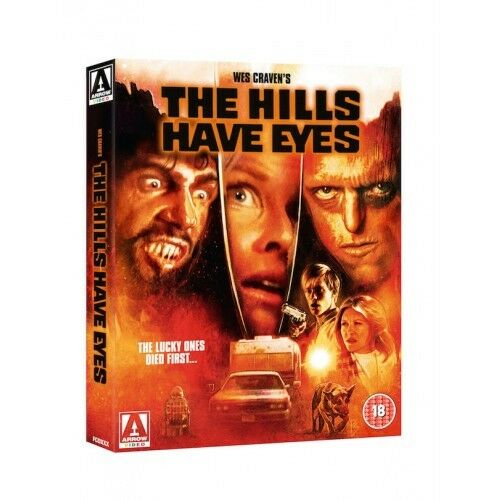 The Hills Have Eyes - Blu-Ray - (Uncut) - Limited 3000 - OOP - Wes Craven