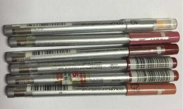 1 X Maybelline Color Sensational Lip Liner #20 Nude NEW