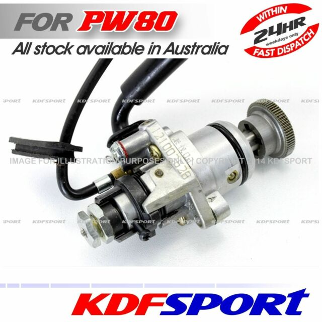 KDF PW80 PY80 ENGINE OIL PUMP PEEWEE FOR YAMAHA PW PY PARTS BIKE AFTERMARKET JS